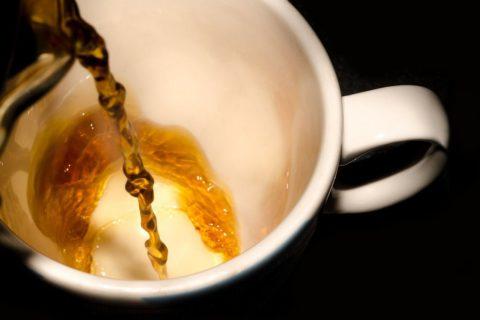 Kaffee nach der Kirche
