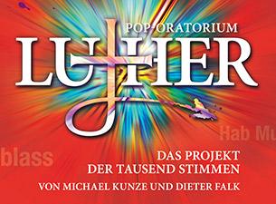 """Pop-Oratorium """"Luther"""""""