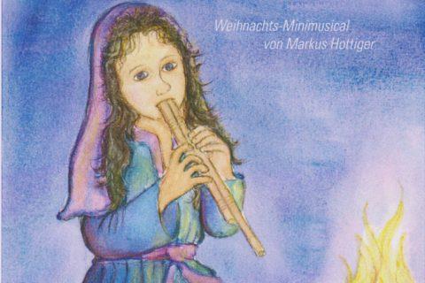 """Weihnachtsmusical """"Das Flötenmädchen"""""""